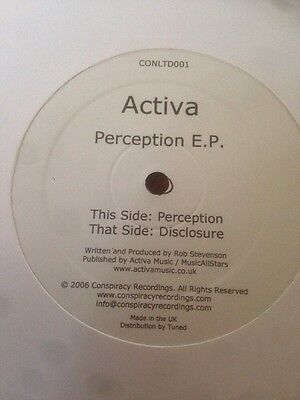 Activa - Perception EP
