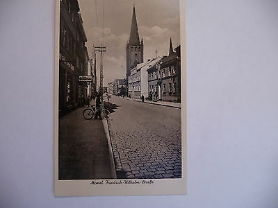 Foto Ansichtskarte Memel Litauen / Photo Postcard Antique
