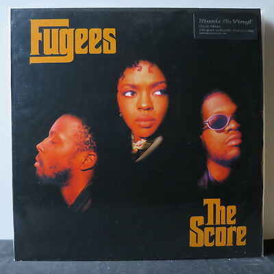 FUGEES 'The Score' MOV Audiophile 180g Vinyl 2LP NEW & SEALED