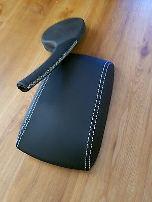 Fpv ba bf xr6 xr8 Leather.console lid and hand brake