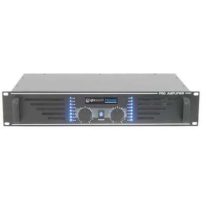 *B-Stock* QTX Pro480 Power Amplifier