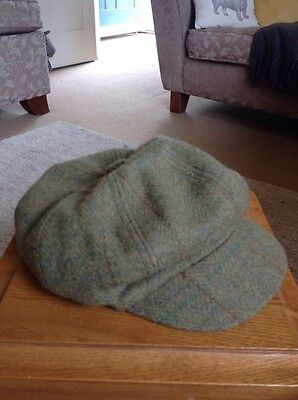 Anthony Graham 100% wool cap mens size 7