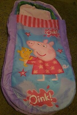 peppa pig toddler ready bed