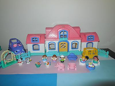 Fisher Price Little People Sweet Sounds House, 2005