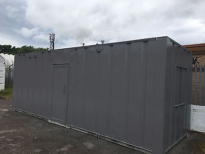 24' x 8' Anti Vandal Site Office