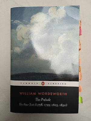 The Prelude by William Wordsworth book