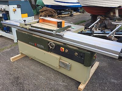 SCM SI16 W 3Phase Table saw