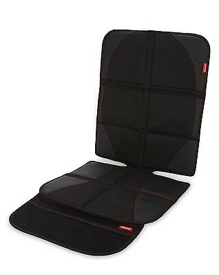 Diono Ultra Mat Car Seat Protector w/Pockets Child Car Seat Protection Black