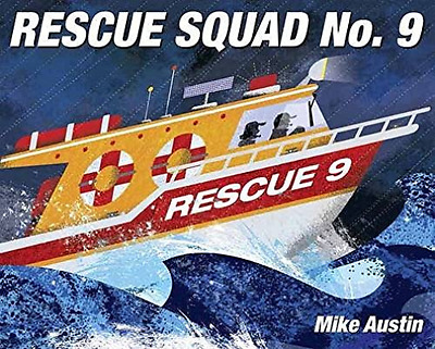 Mike Austin-Rescue Squad No. 9  (Us Import)  Book New