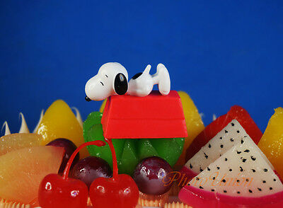 Peanuts Snoopy and Friends Cake Topper Figure Model Decoration K1267 B