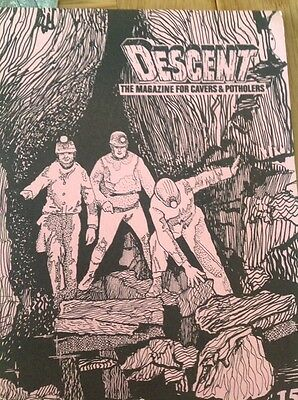 DESCENT - The magazine for cavers and potholers - No 19 November 1971