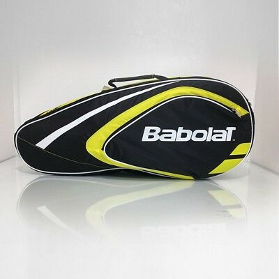 Babolat Racket Holder X3 Club Tennis Bag - Yellow