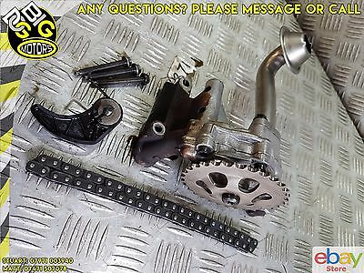 Audi TT 8N Mk1 1.8 20v Turbo AJQ 180 - Sump Pan Oil Pump Wheel Chain & Bolts