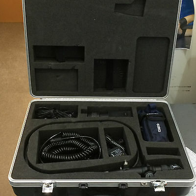 "FO-10M Fiber Optic Scope Kit 6.0mm x 1.5m or 1/4 x 60"" With Case."