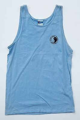 T&C Surf Designs Hawaii Town and Country Thrilla Gorilla Tank Top 80s NOS VTG M