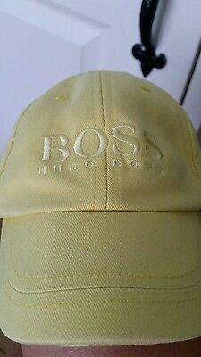 hugo boss boy baby toddler  hat