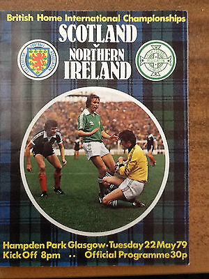 1979  Scotland v Northern Ireland