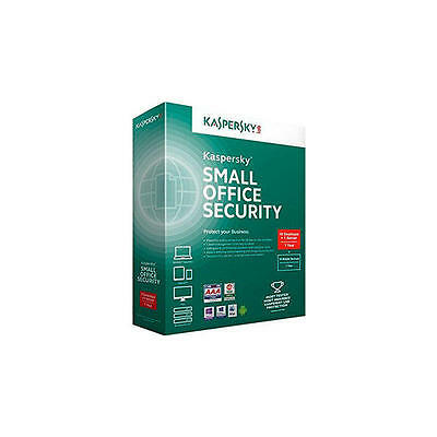 Kaspersky Small Office Security 5.0 10 Usuarios