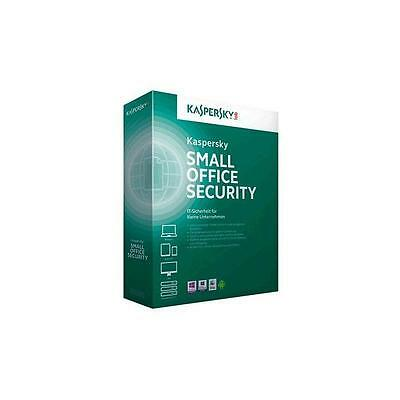 Kaspersky Small Office Security 5.0 5 Usuarios