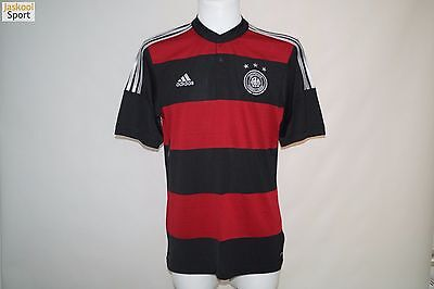 Germany 2014 Away Adidas Football shirt SIZE L