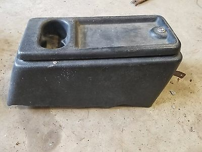 Jeep Cj7 8 Wrangler Yj 87-90 Factory Early Style Center Console Cup Holder