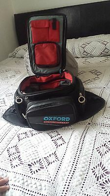 Oxford Sports X40 Lifetime Luggage Motorcycle Magnetic Tank Bag 40l Litre Liter