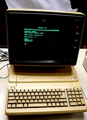 Apple IIe Works A2S2128 Date code 9041