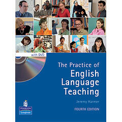 The Practice of English Language Teaching by Jeremy Harmer (comes with DVD)