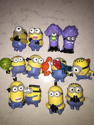McDonald's Happy Meal Despicable Me 2 (Minions) 2013