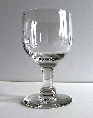 A Victorian Port or Wine Glass