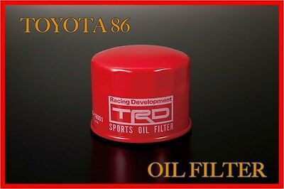 TRD SPORTS OIL FILTER for TOYOTA  FR-S 86 ZN6 FA20 ALL MODELS MS500-18001
