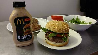 BBQ Time is HERE with McDonalds BIG MAC sauce.