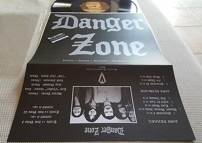 Mercyful Fate‎ – Danger Zone - Demos 2014 blue marble ltd.edition M/M