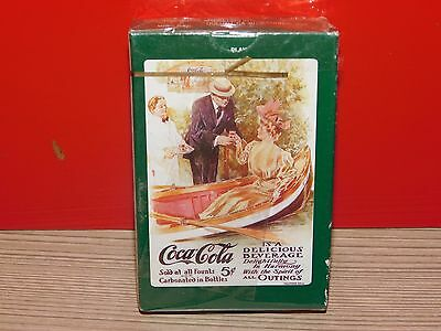 Coca Cola Playing Cards DELIGHTFULLY IN HARMONY !  BRAND NEW! SEALED!