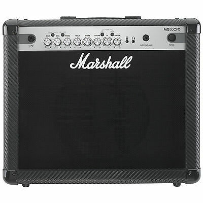 Marshall MG30CFX Electric Guitar Amplifier/ Amp