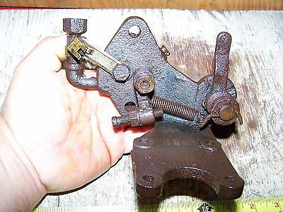 Old SANDWICH 303K121 Hit Miss Gas Engine Webster Ignitor Steam Tractor Motor WOW
