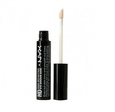 N74 NYX - 1 x HD EYE SHADOW BASE, high definition primer eyeshadow makeup
