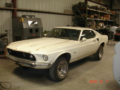 1969 Ford Mustang  1969 Ford Mustang Fastback