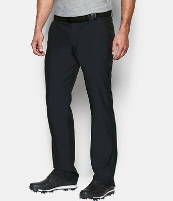 "*new* $85 Under Armour Match Play Textured Golf Pant 1292462 Size 30"" X 34"""