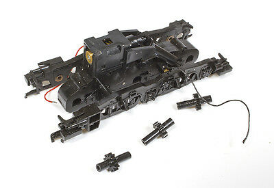 Hornby Class 31 spares: Complete bogie assembly without wheels. For OO gauge.