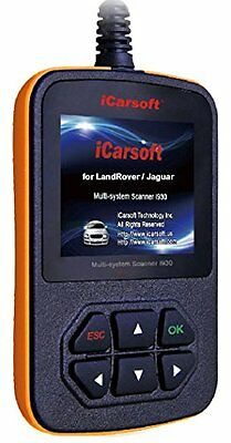 Land Rover iCarsoft i930 OBD2 Diagnostic Scanner Tool ABS SRS Engine Code Reader