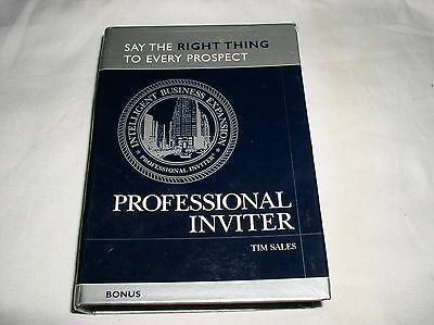 Tim Sales  8 CD SET HOW TO SALE BE EFFECTIVE LEARN THE SECRETS TO MORE MONEY!!