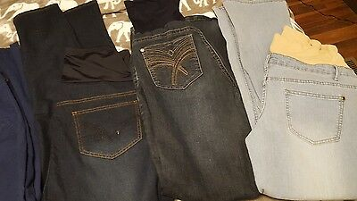 lot of 6 maternity pants