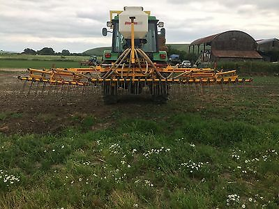Twose 5m Tine Weeder and seeder