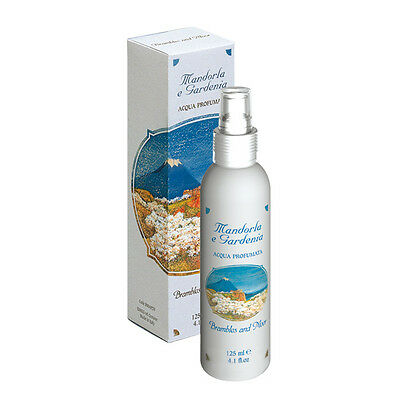 Acqua Profumata Mandorla e Gardenia (Brambles and Moor) 125ml