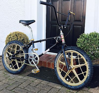 Mongoose Motomag Old School BMX 1979