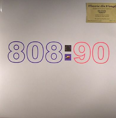 808 STATE - 808:90 (Expanded Edition) - Vinyl (2xLP)