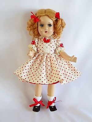"RARE !!! Vintage Horsman ""STAR BRIGHT Composition Doll 14"" Tall"