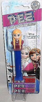 PEZ DISPENSER Disney's Frozen  ANNA  [Carded]