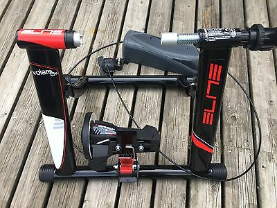Elite Volare Mag Turbo Trainer - Road Racing Bike - Spinning - Cycling
